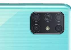 Samsung Galaxy A72 នឹងក្លាយជាស្មាតហ្វូនថ្នាក់កណ្តាលដំបូងគេ ដែលនឹងមានកាមេរ៉ា 5 គ្រាប់ និងមានបច្ចេកវិទ្យាហ្សូមបានចំនួន 3x optical zoom
