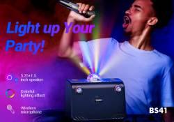 "Hoco Wireless Speaker ""BS41 Warm Sound"" ឧបករណ៍បំពងសម្លេងជំនាន់ថ្មី អាចបង្កើតនូវតន្រ្តីពិរោះៗ សម្រាប់ឱកាសជួបជុំលក្ខណះគ្រួសារ"