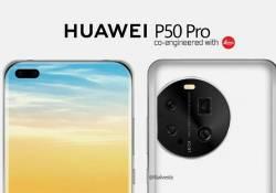 ការឌីស្សាញ និងព័ត៌មានលម្អិតជាច្រើនរបស់ Huawei P50 Series ត្រូវបានគេបន្តទម្លាយនៅលើអនឡាញ នៅមុនការប្រកាស