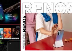 RENO5 បំពាក់មុខងារបញ្ជាដោយកាយវិការតាមលំហដែលអាចទទួលទូរស័ព្ទ និងអូស Facebook, TikTok, Youtube, Instagram ពិសេសឈ្នះរង្វាន់សរុបរហូតដល់ $10,000