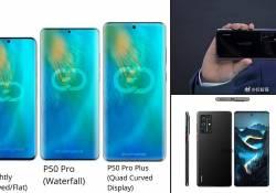 អ្នកទម្លាយម្នាក់បានបញ្ចេញព័ត៌មានថា Huawei P50 Series គឺនឹងមានចំនួន 3 ម៉ូដែល ហើយនិងមានអេក្រង់ 3 ប្រភេទផ្សេងៗគ្នាទៀតផង