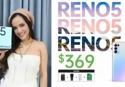ទីបំផុត OPPO Reno5 ដាក់លក់ថ្ងៃដំបូងហើយ! អតិថិជនទាំងអស់ មានឱកាសកោសរង្វាន់តាម Online ដើម្បីឈ្នះរង្វាន់កាដូតម្លៃដល់ទៅ $194 ថែមទៀតផង!