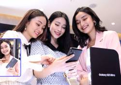 Samsung Galaxy S21 Series (5G) ដែលជាកំពូលស្មាតហ្វូន ប្រចាំសករាជថ្មីល្បីកក្រើកពិភពលោក បានបង្ហាញខ្លួន និងដាក់ឲ្យកម្ម៉ង់ទុកមុនបាននៅប្រទេសកម្ពុជាយើងហើយ…!!
