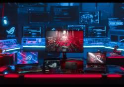 ASUS Republic of Gamers បង្ហាញនូវអាវុធលេងហ្គេម ដែលគួរអោយភ្ញាក់ផ្អើលរបស់ខ្លួននៅក្នុងព្រឹត្តិការណ៍ CES 2021
