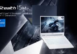 ព័ត៌មានថ្មីៗដែលលោកអ្នកគួរតែដឹងពីកុំព្យូទ័រយួដៃជំនាន់ថ្មី MSI Stealth 15M រូបរាងប្រណិត កម្រាស់ស្តើង និងមានកំលាំងម៉ាស៊ីនខ្លាំង