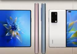 Huawei ថា អេក្រង់បត់ចេញបត់ចូលរបស់  Mate X2 គឺមានភាពរលូន និងអស្ចា្យជាងមុន ដោយសារតែខ្លួនបានប្រើ Hinge ដែលមានភាពរឹងមាំបំផុត