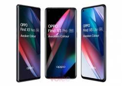 មិនទាន់ចេញផ្លូវការណ៍ផង OPPO Find X3 Series ត្រូវបានគេទម្លាយតម្លៃលក់នៅទីផ្សារអឺរ៉ុបបាត់ជាមួយតម្លៃចាប់ពី 1,000 អឺរ៉ូឡើងទៅសម្រាប់ម៉ូដែល Pro Series