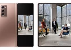 មកហើយៗ.. 5G!5G! 5G!  ទីបំផុតកំពូលស្មាតហ្វូនអេក្រង់បត់ Samsung Galaxy Z Fold2 5G មានដាក់លក់ក្នុងប្រទេសកម្ពុជាហើយ ជាមួយកាដូជាច្រើន!