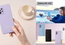 ជាមួយស្មាតហ្វូនស៊េរី A ជំនាន់ថ្មី Samsung Galaxy A72 និង Galaxy A52 ធានាថា នឹងមានរសនិយមថ្មី…ប្លែកលើសពីការគិត
