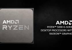 ក្រុមហ៊ុន AMD បានប្រកាសចេញនូវឈីប Ryzen 5000G Series ដំបូងបំផុតរបស់ខ្លួន ដែលមានតម្លើងនូវក្រាហ្វិករួចជាស្រេច