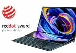 ក្រុមហ៊ុន ASUS បំបែកកំណត់ត្រាថ្មីជាមួយនឹងការឈ្នះពានរង្វាន់ 2021 Red Dot Design Awards ចំនួនរហូតដល់ទៅ 37