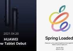 Huawei នឹងបង្ហាញនូវថេប្លេតថ្មីរបស់ខ្លួននៅថ្ងៃទី 20 ខែមេសានេះ ស្របពេលដែលព្រឹត្តិការណ៍ Apple ក៏នឹងធ្វើឡើងចំថ្ងៃនោះដែរ