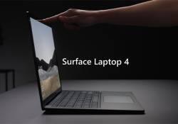 Microsoft ប្រកាសចេញកុំព្យូទ័រយួរដៃជំនាន់ថ្មី Surface Laptop 4 Series ប្រើប្រាស់អង្គ CPU Intel និង AMD ជាមួយតម្លៃខ្ទង់ចាប់ពី $999