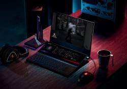 ចង់ដឹងថា លក្ខណៈសម្បត្តិដ៏ប្រណិតនៃឡេបថប Gaming អេក្រង់ភ្លោះ Zephyrus Duo 15 SE របស់ ROG មានអ្វីពិសេសទេ? តោះតាមដានជាមួយគ្នា!