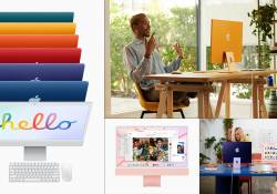 New iMac 2021 ដែលទើបចេញថ្មីប្រើប្រាប់នូវបន្ទះឈីប Apple ARM-M1 មានជម្រើសច្រើនពណ៌ និងមានតម្លៃចាប់ពី $1,299 ឡើង