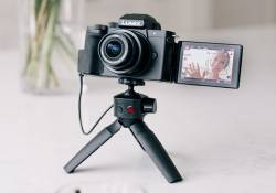Panasonic Lumix G100 មិនត្រឹមអាចថតវីដេអូបានកម្រិត 4K ប៉ុណ្ណោះទេគឺថែមទាំងអាចធ្វើជា Webcam សម្រាប់ជំនួយទៅដល់ការ live បានទៀតផង