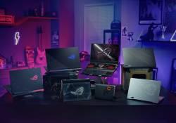 ក្រុមហ៊ុន ASUS ប្រកាសចេញនូវកុំព្យូទ័រលេងហ្គេមជាច្រើនម៉ូឌែលបំពាក់នូវក្រាហ្វិកកាតជំនាន់ថ្មី NVIDIA GeForce RTX™ 3050 និង 3050 Ti Laptop GPUs