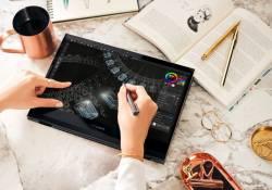ZenBook Flip S ឡេបថបស៊េរីថ្មី មានសមត្ថភាពខ្ពស់ និងអាចបត់បាន 360 ដឺក្រេជាមួយរូបរាងស្តើងបំផុត