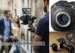 Panasonic LUMIX BGH1 Cinema 4K Box ម៉ាស៊ីនថតស៊េរីថ្មីល្អបំផុតសម្រាប់ការថតវីដេអូរឿងអប់រំខ្លី និងធ្វើវីដេអូ Vlog