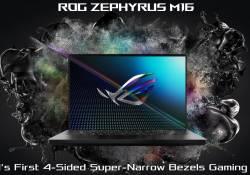 ROG Zephyrus M16 ដែលជា Gaming Laptop ស៊េរីថ្មីរបស់ ASUS ត្រូវបានហាងលក់រាយមួយប្រកាសចេញលក់ហើយក្នុងតម្លៃខ្ទង់ $1,844