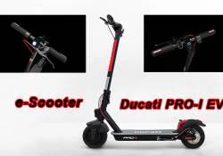 ក្រុមហ៊ុន Ducati បញ្ចេញនូវកង់អគ្គិសនីរបស់ខ្លួន មើលទៅមានរូបរាងដូចទៅនឹងកង់ Xiaomi e-scooter អញ្ចឹង