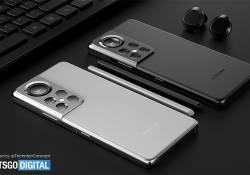 កំពូលស្មាតហ្វូន Samsung Galaxy S22 Ultra មានការឌីស្សាញរូបរាងកាន់តែប្លែក ហើយនិងមានការពង្រឹងសមត្ថភាពទៅលើ S Pen ថែមទៀតផង