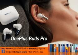 OnePlus Buds Pro កាសឥតខ្សែស៊េរីថ្មីបំពាក់នូវមុខងារ ANC និងមានថ្មកាន់ប្រើបានដល់ 33 ម៉ោងប្រកាសចេញលក់ក្នុងតម្លៃ $150