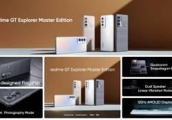 realme GT Master Edition ដែលរចនាដោយជនជាតិជប៉ុនលោក Naoto Fukasawa បានបង្ហាញខ្លួនជាផ្លូវការនៅក្នុងទីផ្សារប្រទេសចិន